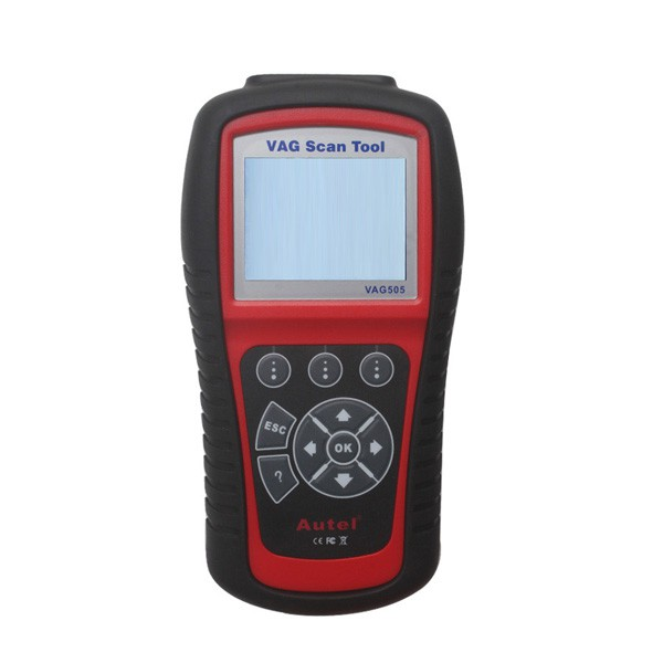 Autel MaxiService VAG505 Scan Tool For VW/AUDI/SKODA/SEAT