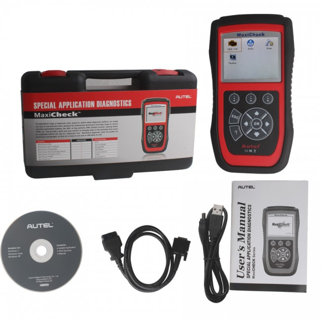 Autel MaxiCheck Airbag/ABS SRS Light Service Reset Tool Shipping From US