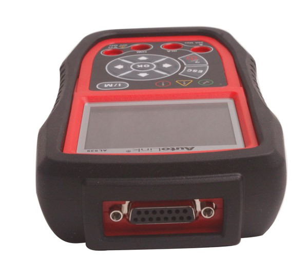 Autel AutoLink AL539 OBDII/EOBD/CAN Scan and Electrical Test Tool Free Shipping