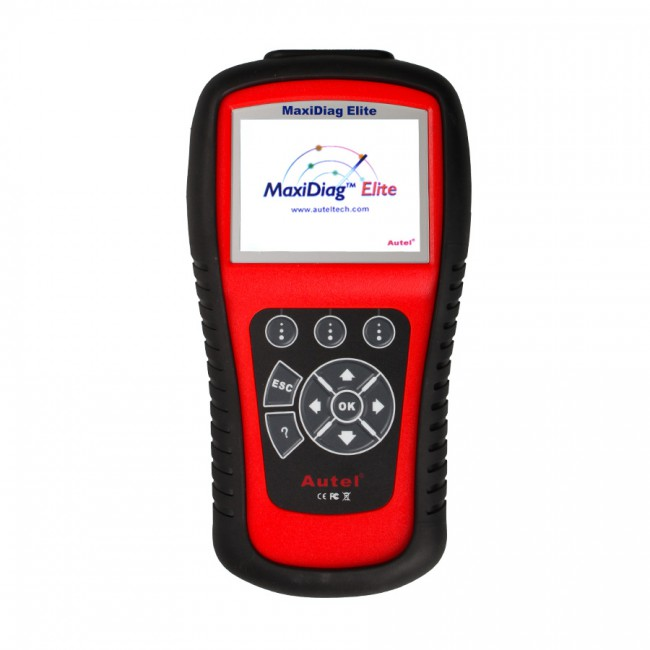 Autel MaxiDiag Elite MD703 Four System with Data Steam USA Vehicle Diagnostic Tool Update Online Free Shipping