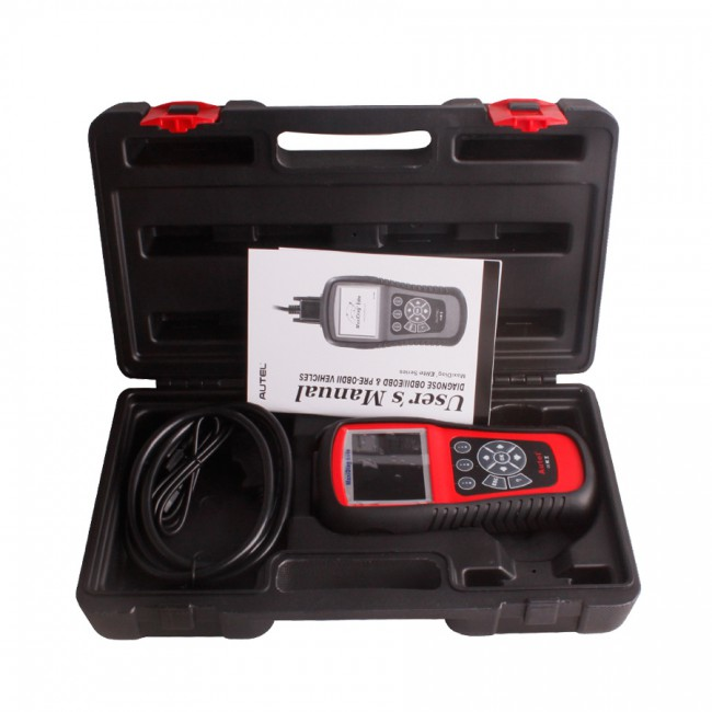 Autel MaxiDiag Elite MD704 Four System with Data Stream Update Online Shipping from China