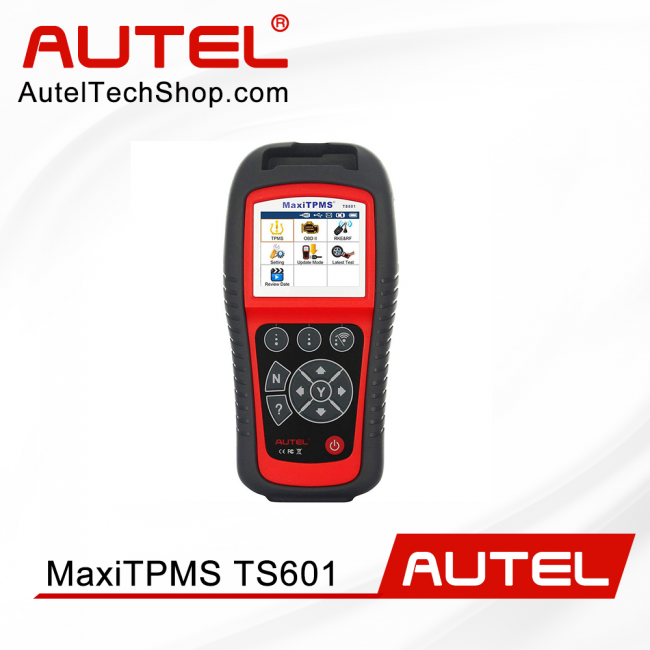 [Ship From US/UK]Original Autel MaxiTPMS TS601 Universal TPMS Diagnostic Service Tool Free Update Online