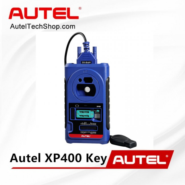 [Ship from US/UK]Original Autel XP400 Key and Chip Programmer XP400 VCI Dongle IMMO Key Reprogramming Tool work with Autel MAXIIM IM508 IM608