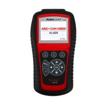 Autel AutoLink AL609 ABS CAN OBDII Diagnostic Tool Free Shipping