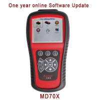 Update Service For Autel MD701/MD702/MD703/MD704 4 Systems/Full Systems One Year Software Online