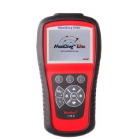 Autel MaxiDiag Elite MD704 Full System with Data Stream European Vehicle Diagnostic Tool Shipping from China