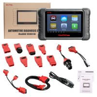 Shipping From USA Latest AUTEL MaxiDAS DS808 KIT Tablet Diagnostic Tool Full Set Support Online Update