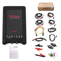 Autel MaxiScope MP408 4 Channel Automotive Oscilloscope Basic Kit Works with Maxisys Tool Free Shipping
