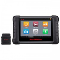 Original Autel MaxiTPMS TS608 Complete TPMS & Full-System Service Tablet (Including TS601+MD802+MaxiCheck Pro) Update Online 2 Year Free Update
