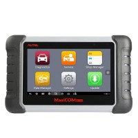 Original Autel MaxiCOM MK808 OBD2 Diagnostic Scan Tool with All System and Service Functions (MD802+MaxiCheck Pro) [Ship from UK/US]