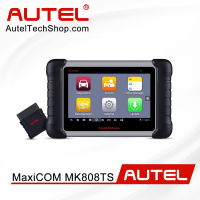 100% Original AUTEL MaxiCOM MK808TS supports OBD II diagnostics and special service [Ship from UK/US]