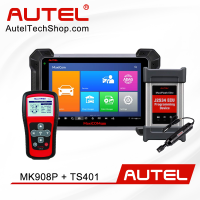 Autel MaxiSys Pro MS908P Mk908P with MaxiFlash Elite J2534 ECU Preprogramming Get Autel TS401 And MV108