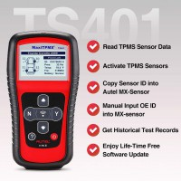 [New Year Sale]Autel MaxiTPMS® TS401 V5.22 TPMS Diagnostic and Service Tool Free Shipping From US
