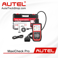 Autel MaxiCheck Pro OBD2 Diagnostic Scanner (including EPB/ABS/SRS/SAS/BMS/DPF) US Free Shipping Update Online Free Lifetime