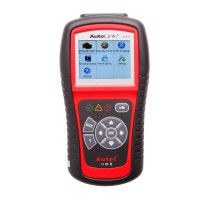 Autel AutoLink AL519 OBDII EOBD & CAN Scan Tool Support Online Update Free Shipping From US