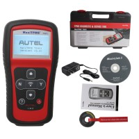 [promo] Autel MaxiTPMS TS401 TPMS Tool TPMS Relearn Tool for TPMS Sensor Relearn Autel MX-sensor Program Lifetime Free Update