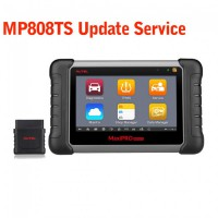 Autel MaxiPRO MP808TS One Year Update Service (Total Care Program Autel)