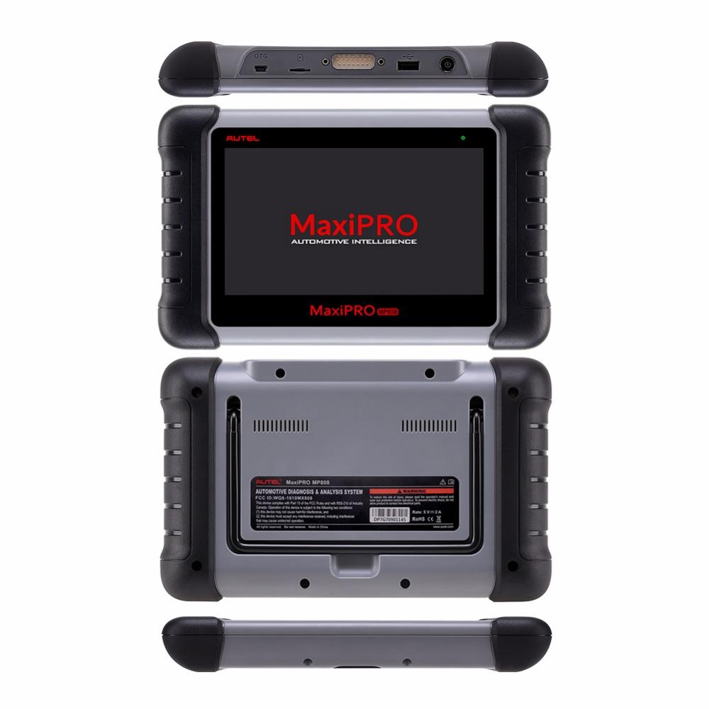 Automotive Scan Tool >> Autel Maxipro Mp808 Obd2 Automotive Scanner Professional Oe Level Obdii Diagnostics Tool Key Coding Pk Maxidas Ds808 Ds708 Maxisys Ms906