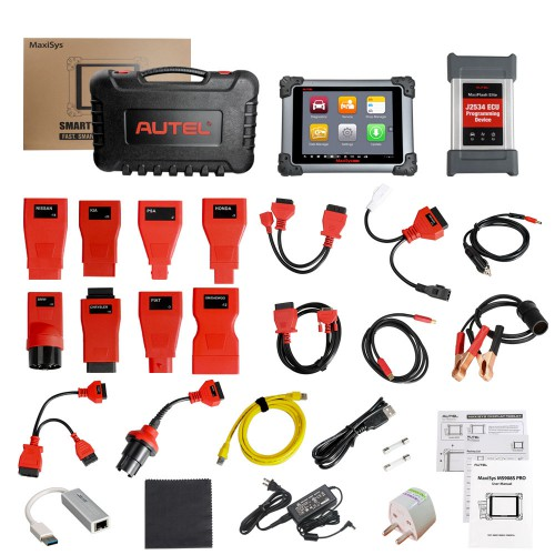 Original Autel MaxiSys MS908S Pro Professional Diagnostic Tool Upgraded Version Of MaxiSYS Pro MS908P Update Online